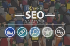 Search Engine Optimization SEO Information Internet Concept