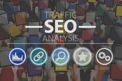 Search Engine Optimization SEO Information Internet Concept